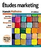 Etudes marketing 6e édition + Données en ligne : SPSS et SAS