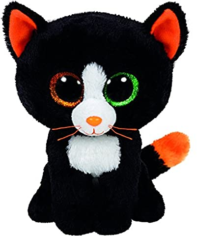 Ty - TY41121 - Beanie Boo's - Peluche Frights Chat 15 cm