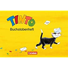 Tinto 1 - Zu allen JÜL-Ausgaben 2003: 1. Schuljahr - Buchstabenordner