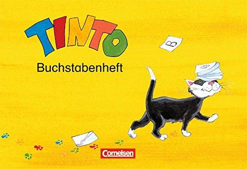 Tinto 1 - Zu allen JÜL-Ausgaben 2003 / 1. Schuljahr - Buchstabenordner, 16. Dr.