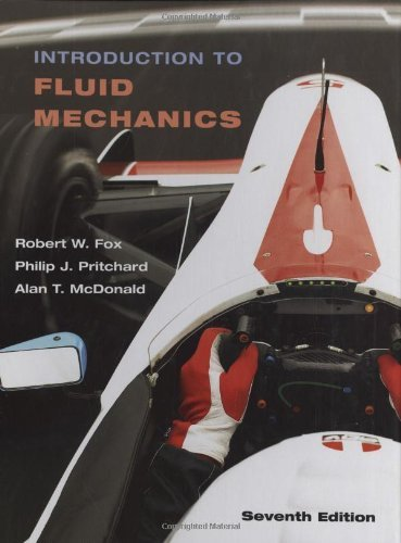 Introduction to Fluid Mechanics by Robert W. Fox (2008-08-11)
