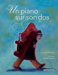 Un piano sur son dos