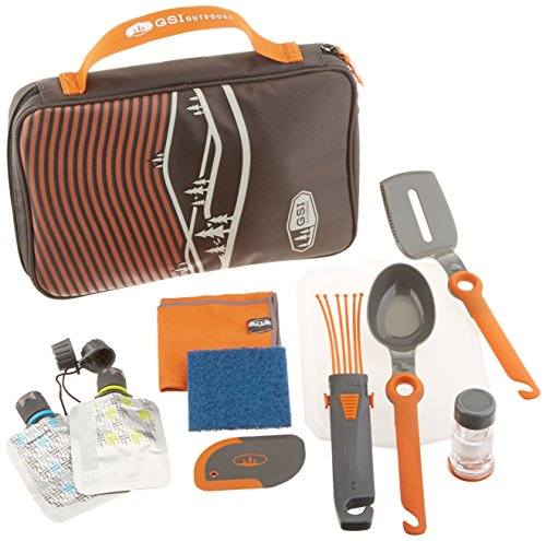 GSI Outdoors Gourmet 11 Küchen Set