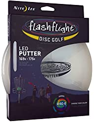 Nite Ize-vuelo de flash LED disc golf Putter