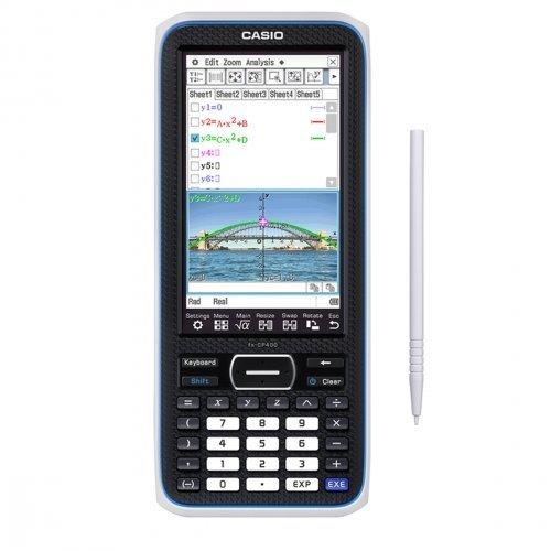 CASIO FX-CP400+E Calculatrice Graphique avec mode examen