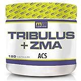 MM Supplements - Tribulus + ZMA - 120 cápsulas