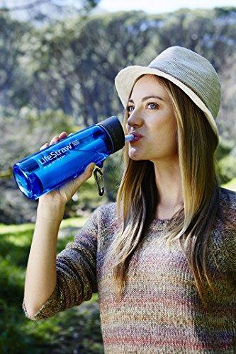 LifeStraw Go Trinkflasche mit Wasserfilter - 4