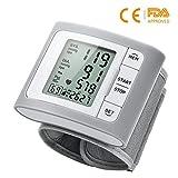 Best Monitores de presión arterial muñecas - Mpow Tensiómetro de Muñeca, Monitor de Presión Arterial Review