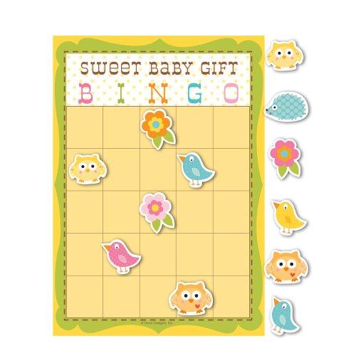 Creative Converting Baby Dusche Happi Tree 10zählen Bingo Spiel