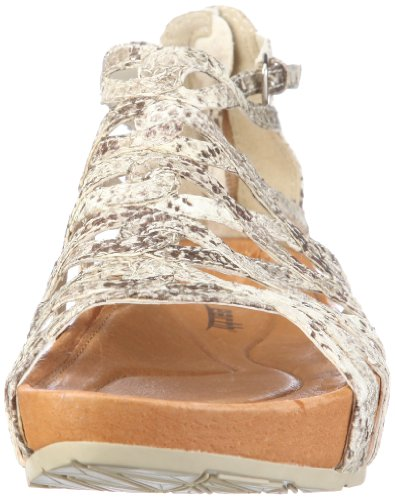 Earth Exquisite 5000650, Sandali donna Marrone/Beige