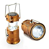 Captcha LED Solar Emergency Light Bulb (Lantern) - Travel Camping Lantern