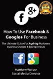 Facebook and Google+ is an absolute must for all sizes business in this day and age.If you're looking to boost your online presence, reach out to more potential customers and ultimately generate more profit you need to get on it asap! It doesn't matt...