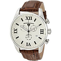 Reloj - Swiss Legend - Para Hombre - 22011-02S-BRN
