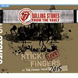 ROLLING STONES, THE - STICKY FINGERS: LIVE AT THE FONDA THEATRE 2015