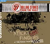 The Rolling Stones: From the Vault-Sticky Fingers: (Audio CD)