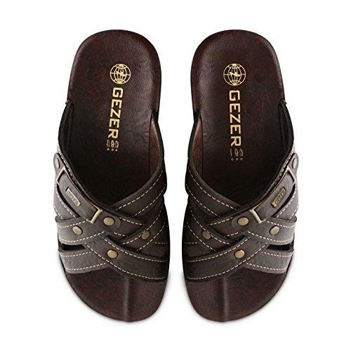 Footwear Sensation ,  Herren Slipper, Pantoletten Bruce Brown