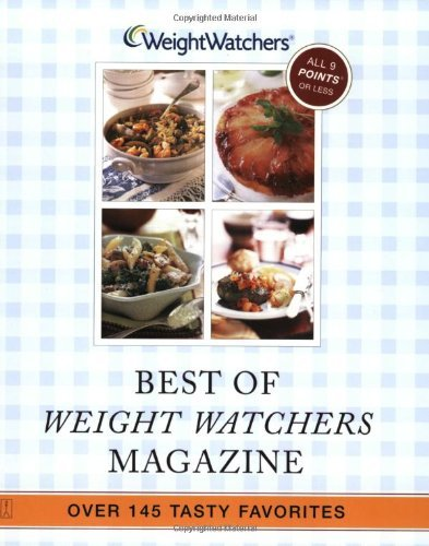 Best of Weight Watchers Magazine: Over 145 Tasty Favorites by Weight Watchers (2003-04-01)