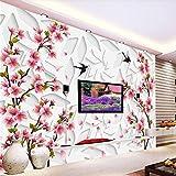Cucsaist Papier Peint Mural Thème De La Pêche TV Fond D'Écran Décor À La...