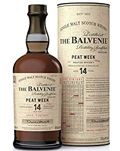 Balvenie Peat Week 14 Years Old 70cl by Balvenie