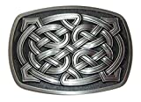 Spirit of Isis B121 Gürtelschnalle Celtic Knot Roundedge