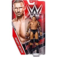 WWE BASE SERIE 75 wrestling action figure - Randy Orton 'The Viper ' GREZZA carta - WWE BASE SERIE 75 wrestling action figure - Randy Orton 'The Viper ' GREZZA carta
