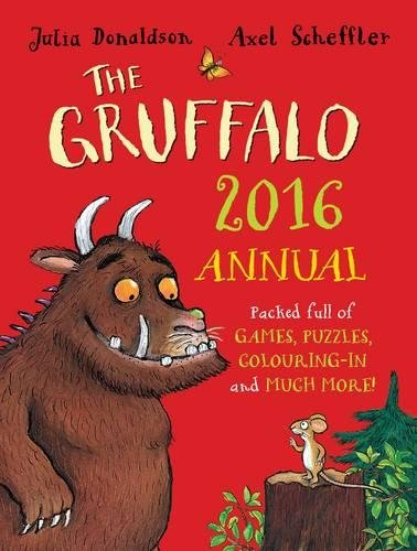 The Gruffalo Annual 2016 (Annuals 2016)