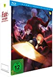 Fate/stay night [Unlimited Blade Works] - Vol. 1 (inkl. Sammelschuber und Soundtrack) [Limited Edition] [Blu-ray]