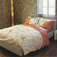 Fong - Funda nórdica v2, cama de 90, color naranja