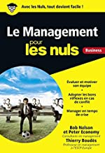 Le Management pour les Nuls poche Business de Thierry Boudès