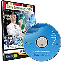 Easy Learning Advanced Drupal 7 Video Training Course (DVD)
