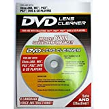 Playtech Wet/dry Laser Lens Cleaner For Xbox 360 Ps3 Ps2 DVD Cd Players One Disc