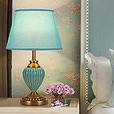 Lampe de table en céramique minimaliste nordique moderne Accueil chambre chambre...