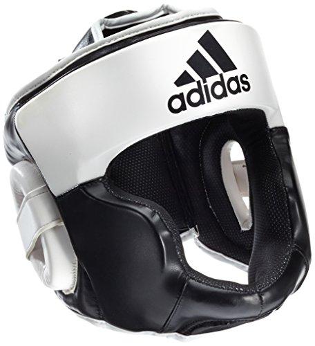 Adidas ADIBHG02-XS - Casco de Artes Marciales Sparring, Color Negro, Talla XS