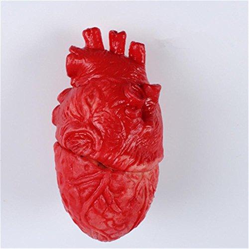 Halloween Props Horror Bloody Fake Hand Fake Fuß gebrochene Hände und Füße des Satzes Die Horror Requisiten , heart
