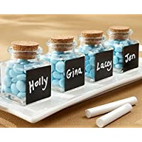 96 Chalkboard Glass and Cork Favor Jars by Kate Aspen preisvergleich bei billige-tabletten.eu