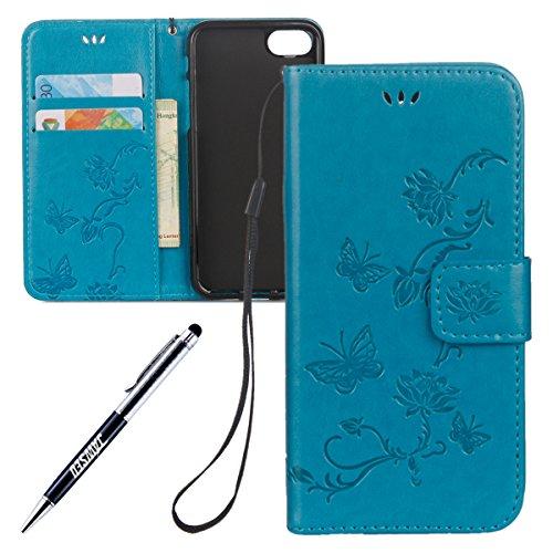 custodia iphone 5 portafoglio