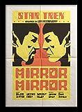 Star Trek Pyramid International Mirror Mirror - Póster Vintage (A3)