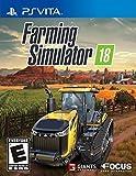 Landwirtschafts Simulator 18 PS Vita UK Deutsche Sprache