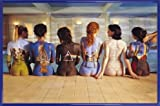 1art1 Pink Floyd Poster und Kunststoff-Rahmen - Back Catalogue (91 x 61cm)