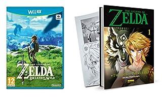 The Legend Of Zelda: Breath Of The Wild (Reserva con cómic) (B01MZDK9X2) | Amazon price tracker / tracking, Amazon price history charts, Amazon price watches, Amazon price drop alerts