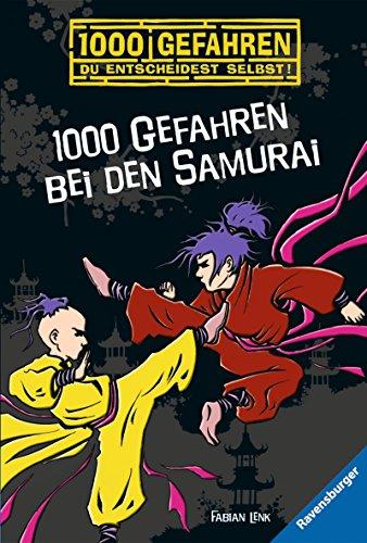 1000 Gefahren bei den Samurai (Elf Krieger Schwert)