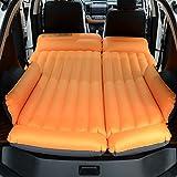 Offroad-Modelle Auto Schock Bett Auto Reise Aufblasbare Matratze Luft Bett Rücksitz Camping Rücksitz SUV Schlafmatte Kissen Oxford Tuch 193 * 140 cm