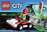 LEGO City: Go-Kart Rennfahrer Setzen 30314 (Beutel)