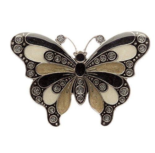 broche-papillon-artisanale-elitt-bijoux-claire-bijoux-finition-couleur-argent-oxyde-maron-medallon-d