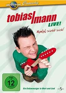Tobias Mann LIVE: Man(n) sieht sich