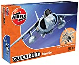 Airfix Quick Build J6009 Bae Harrier Aircraft Model Kit