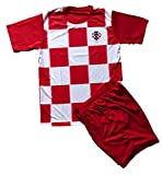 #9: HeadTurners World Cup Football Country Jersey and Shorts Replica (Croatia)