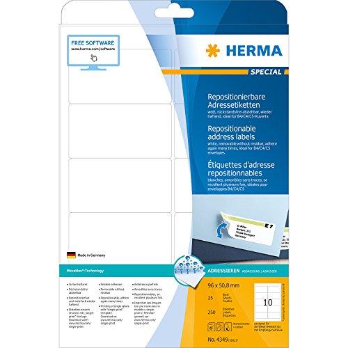 herma-4349-adressetiketten-a4-repositionierbar-papier-matt-96-x-508-mm-250-stuck-weiss