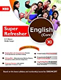 MBD English Super Refresher Core - Class 11