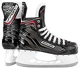 Bauer S17Vapor X300Patins de hockey sur glace, largeur de R, Enfant Homme femme, noir